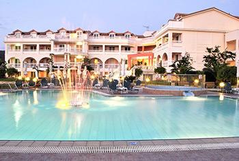 Ιόνιο Μπλε Ξενοδοχείο παλιά εικόνα
